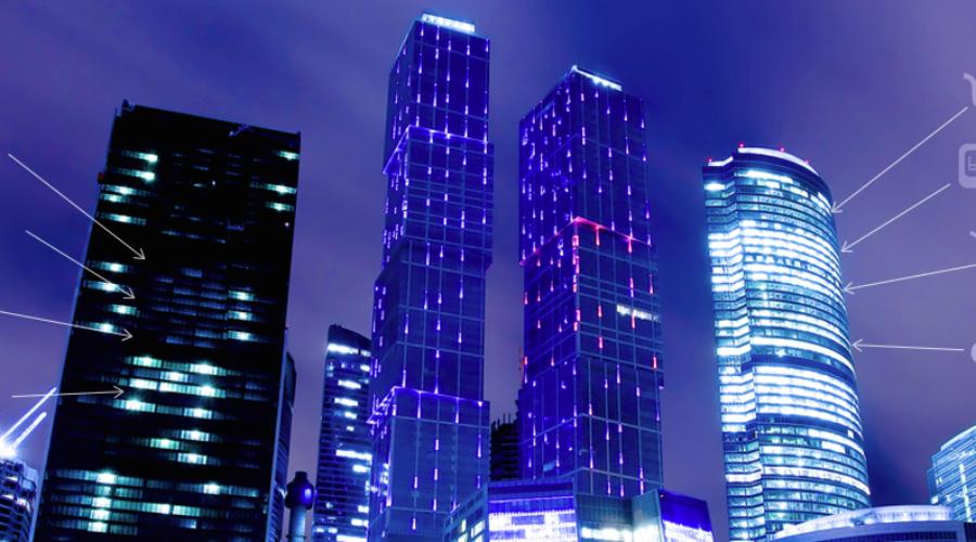 Smart Buildings / Smart Data Infrastructure