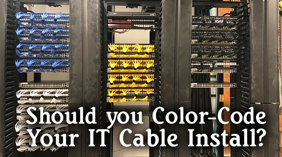 color code cabling